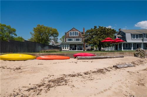 Photo of 130 Middle Beach Road, Madison, CT 06443 (MLS # 170195031)
