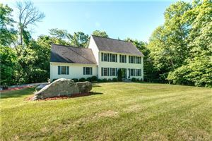 Photo of 305 Browns Road, Mansfield, CT 06268 (MLS # 170100032)