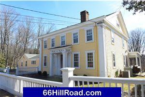 Photo of 66 Hill Road, Redding, CT 06896 (MLS # 170159033)