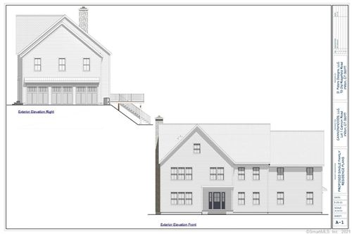 Photo of lot 1 Cannon Road, Wilton, CT 06897 (MLS # 170438033)