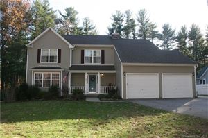 Photo of 18 Adeline Place, Mansfield, CT 06250 (MLS # 170034035)