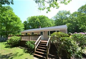 Photo of 1668 Stafford Road, Mansfield, CT 06268 (MLS # 170089035)