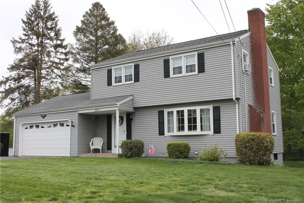 52 Royal Oak Circle, Meriden, CT 06450 - #: 170397035