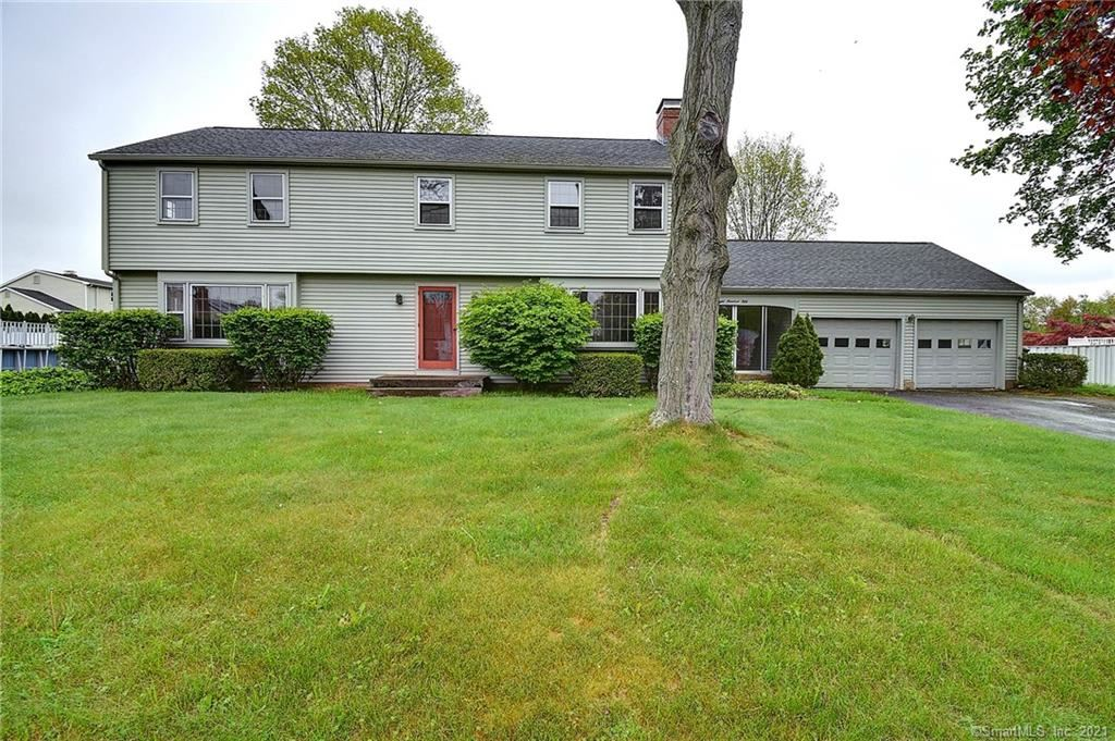 850 Cloverdale Circle, Wethersfield, CT 06109 - #: 170395036