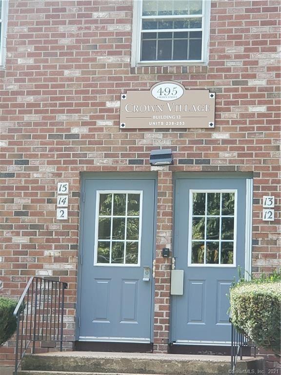 495 Crown Street #251, Meriden, CT 06450 - #: 170441038