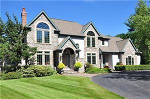 Photo of 186 High Valley Drive, Canton, CT 06019 (MLS # 170101040)