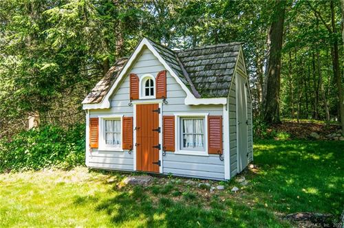 Tiny photo for 305 Indian Rock Road, New Canaan, CT 06840 (MLS # 170401040)