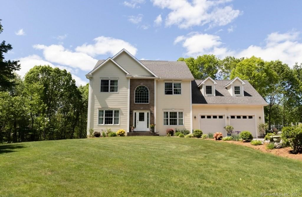 Photo of 535 Spindle Hill Road, Wolcott, CT 06716 (MLS # 170384040)