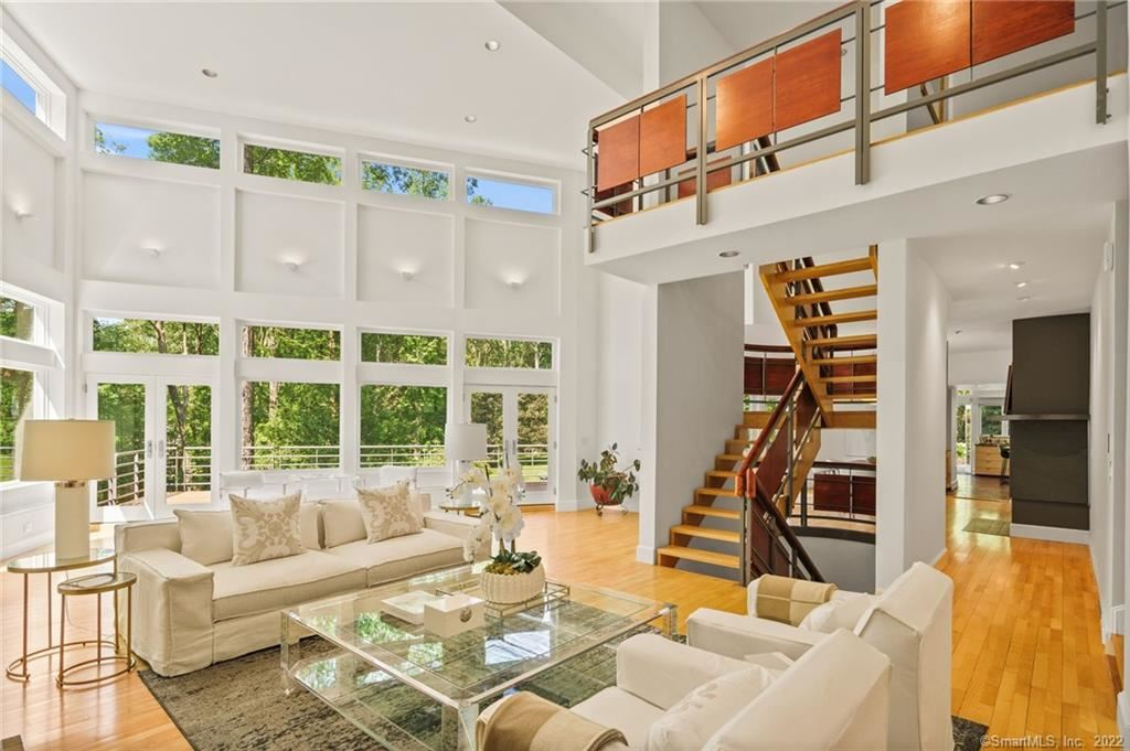 Photo for 305 Indian Rock Road, New Canaan, CT 06840 (MLS # 170401040)