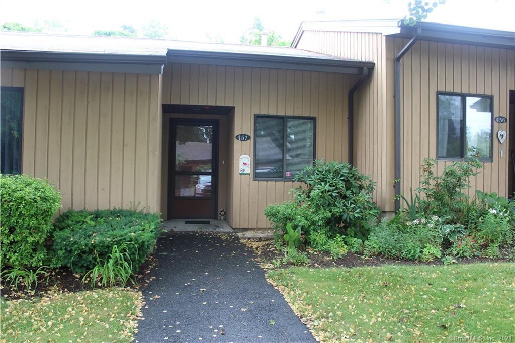 457 Asbury Ridge #457, Shelton, CT 06484 - MLS#: 170416041