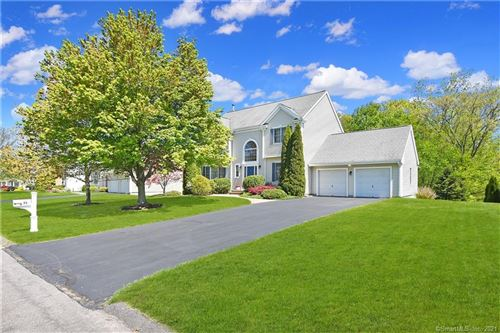 Photo of 73 Stone Hill Drive, Rocky Hill, CT 06067 (MLS # 170399043)