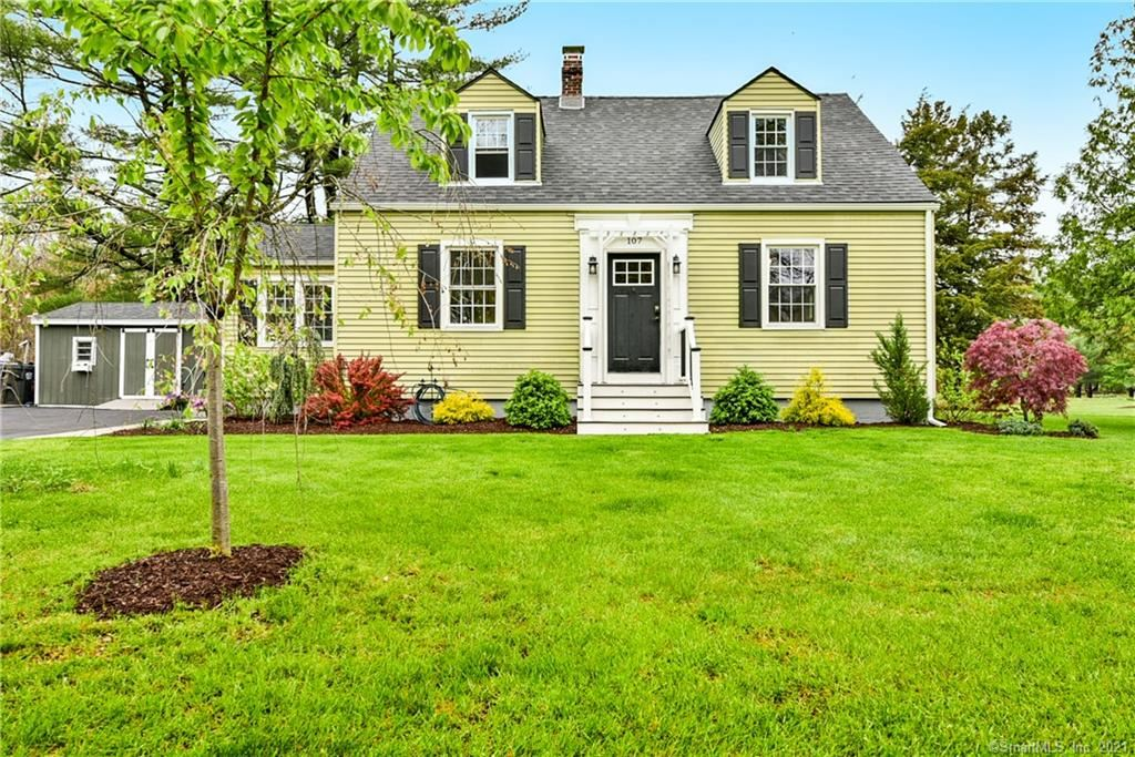 107 Troy Road, South Windsor, CT 06074 - #: 170381043