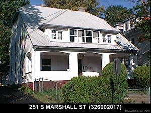 Photo of 251 South Marshall Street, Hartford, CT 06105 (MLS # 170071046)
