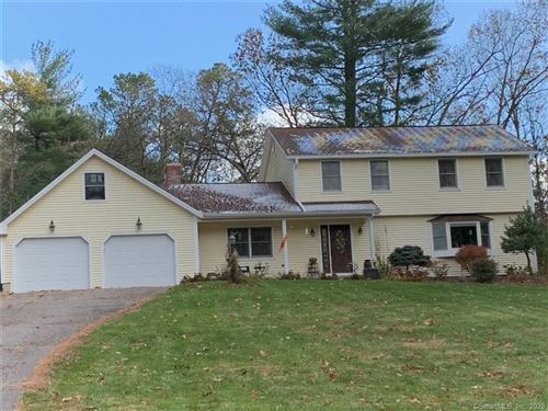 Photo of 59 Woods Hollow Road, Suffield, CT 06093 (MLS # 170264048)