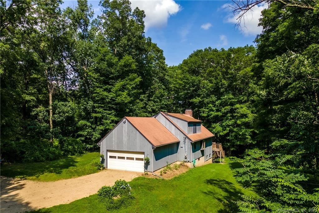 Photo of 78 Old Forge Hollow Road, Litchfield, CT 06750 (MLS # 170421051)