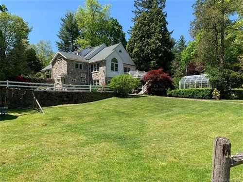 Photo of 60 Hillcrest Park Road, Greenwich, CT 06870 (MLS # 170286052)