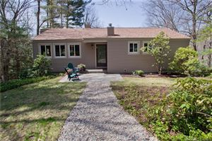 Photo of 11 Hemlock Road, Granby, CT 06035 (MLS # 170077053)