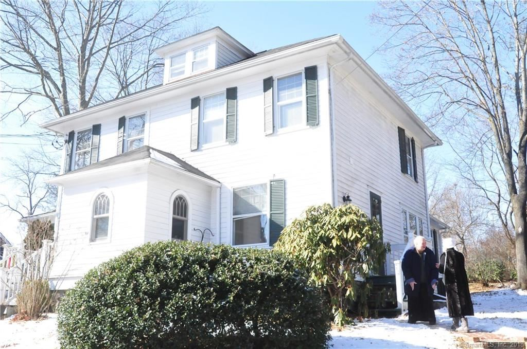 Photo for 72 Hoyt Street, New Canaan, CT 06840 (MLS # 170049054)
