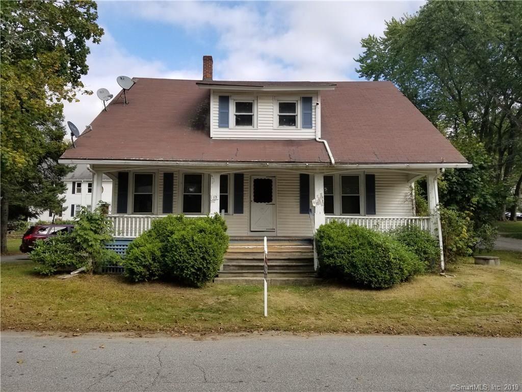 13 Church Street, Plainfield, CT 06374 - MLS#: 170242058