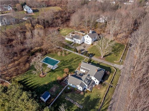 Photo of 1820 Moose Hill Road, Guilford, CT 06437 (MLS # 170365061)