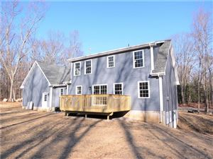Tiny photo for 33 Lake Road, Andover, CT 06232 (MLS # 170138063)