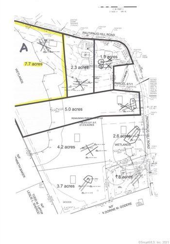 Photo of 98 Pautipaug Hill Road #LOT A, Sprague, CT 06330 (MLS # 170397064)