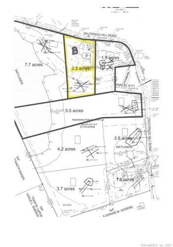 Photo of 98 Pautipaug Hill Road #LOT B, Sprague, CT 06330 (MLS # 170397065)