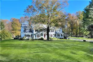 Photo of 736 Silvermine Road, New Canaan, CT 06840 (MLS # 170042066)