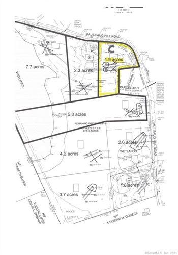 Photo of 98 Pautipaug Hill Road #LOT C, Sprague, CT 06330 (MLS # 170397066)