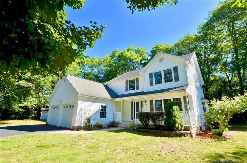 Photo for 135 Cody Circle, South Windsor, CT 06074 (MLS # 170229067)