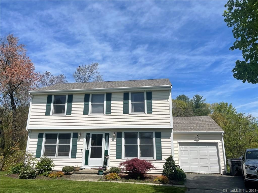 21 Rockwell Court #21, South Windsor, CT 06074 - #: 170398067