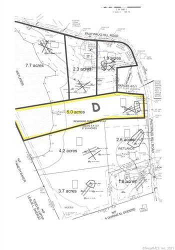 Photo of 98 Pautipaug Hill Road #LOT D, Sprague, CT 06330 (MLS # 170397068)