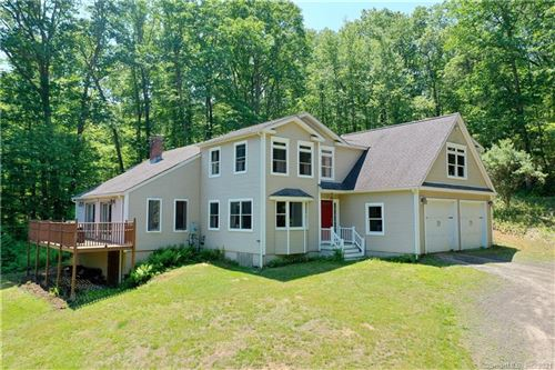 Photo of 11 Old Stage Coach Road, Haddam, CT 06441 (MLS # 170410068)
