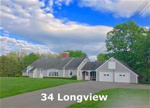 Photo of 34 Longview Drive, Suffield, CT 06078 (MLS # 170054069)