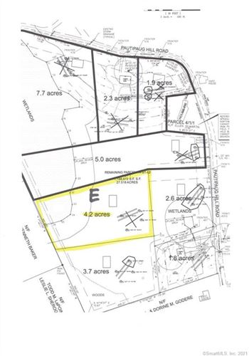 Photo of 98 Pautipaug Hill Road #LOT E, Sprague, CT 06330 (MLS # 170397069)