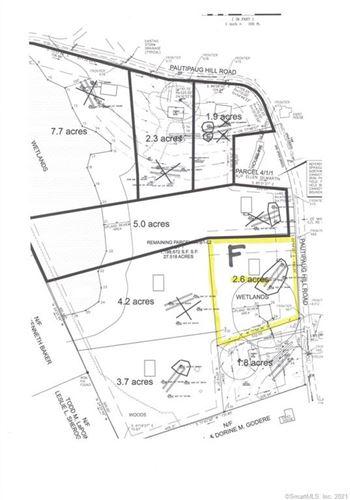 Photo of 98 Pautipaug Hill Road #LOT F, Sprague, CT 06330 (MLS # 170397070)