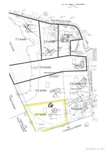 Photo of 98 Pautipaug Hill Road #LOT G, Sprague, CT 06330 (MLS # 170397071)