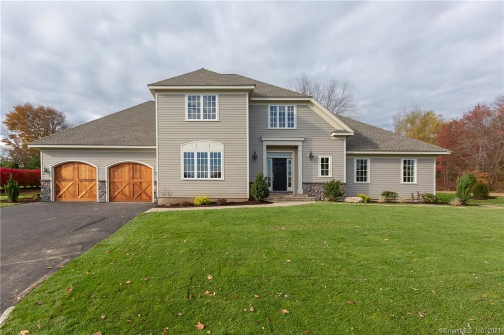 21 Somerset Drive, Middlebury, CT 06762 - #: 170371071