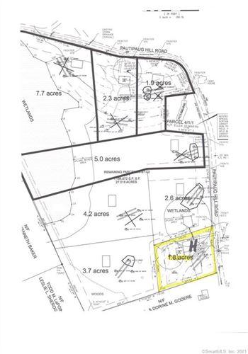 Photo of 98 Pautipaug Hill Road #LOT H, Sprague, CT 06330 (MLS # 170397072)