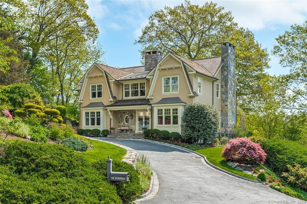 Photo for 24 Pell Place, Greenwich, CT 06878 (MLS # 170050075)