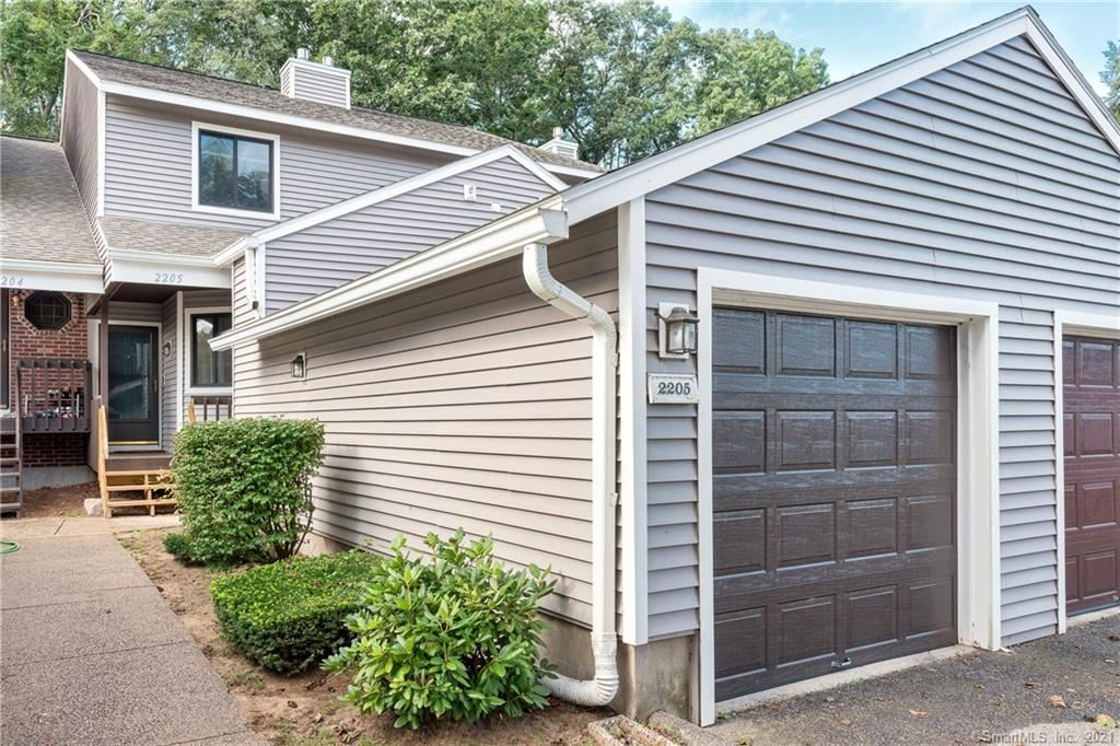 Photo for 2205 Mill Pond Drive #2205, South Windsor, CT 06074 (MLS # 170435075)