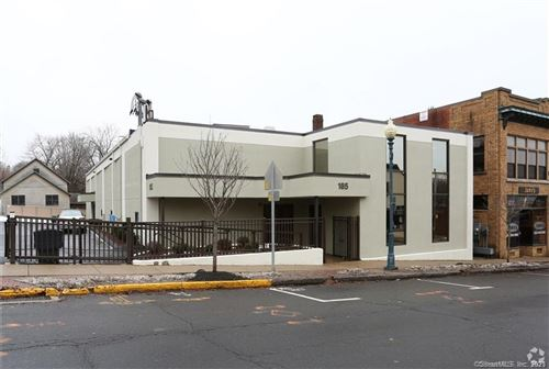 Photo of 185 Center Street #C, Wallingford, CT 06492 (MLS # 170364078)