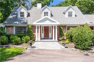 Photo of 21 Brook Road, Woodbridge, CT 06525 (MLS # 170113079)