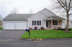 Photo of 33 Farmbrook Lane #33, Vernon, CT 06066 (MLS # 170186079)