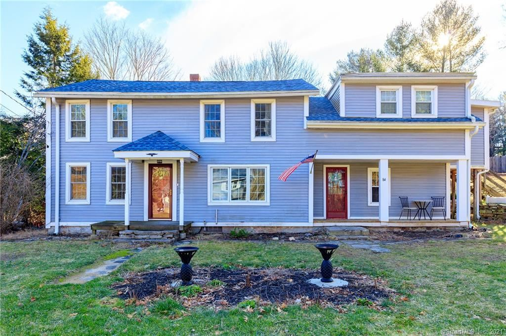 Photo of 84 Dog Hill Road, Killingly, CT 06241 (MLS # 170367079)