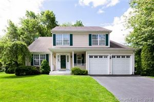 Photo of 11 Lookout Hill Road, Milford, CT 06461 (MLS # 170106081)