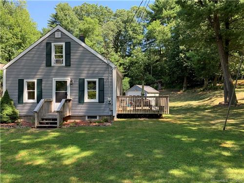 Photo of 7 Cooke Road, Somers, CT 06071 (MLS # 170321084)