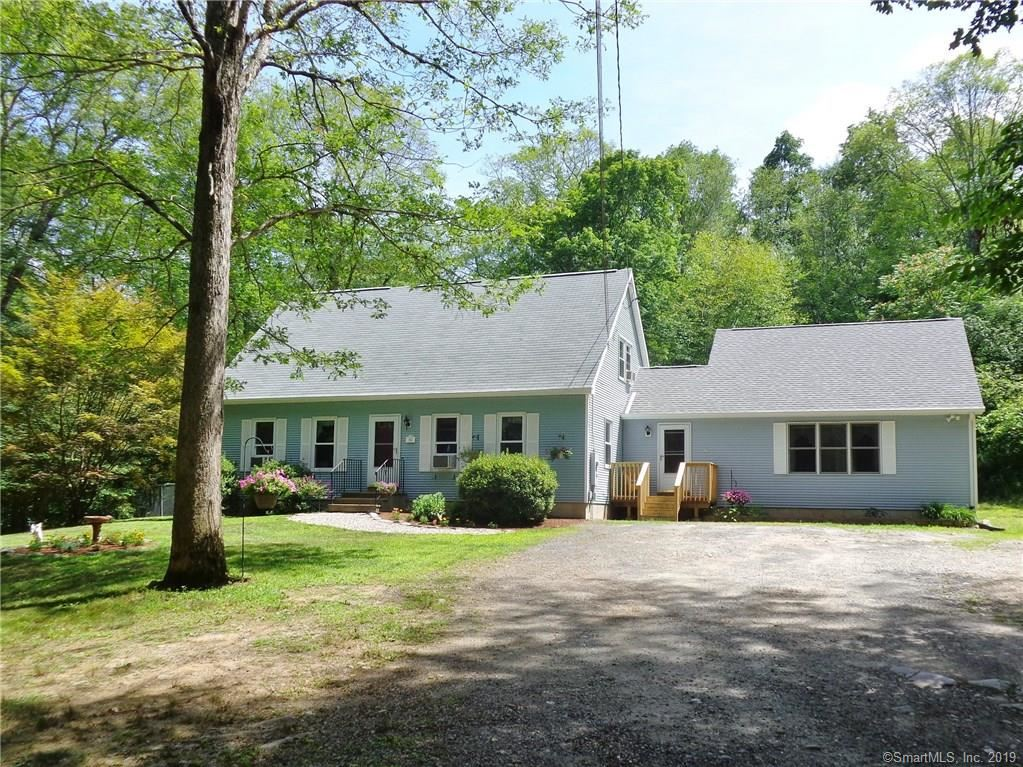 Photo for 142 Bunker Hill Road, Andover, CT 06232 (MLS # 170108084)