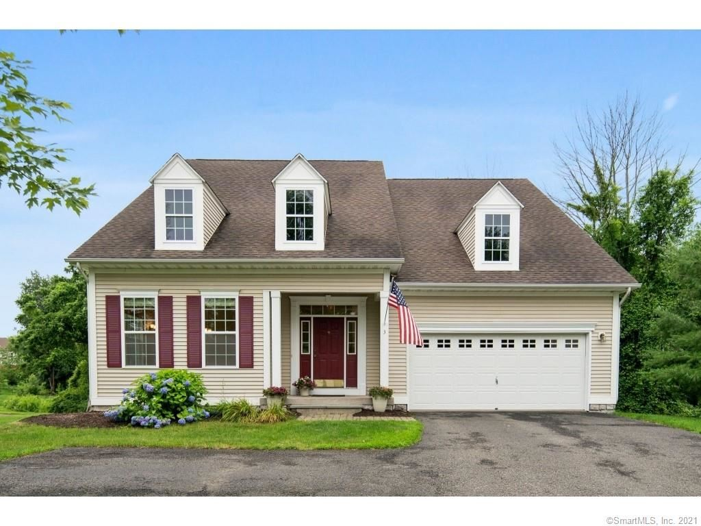 3 Brookside Drive #3, Middlebury, CT 06762 - #: 170420084
