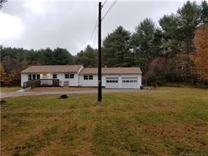 Photo of 328 Gibson Hill Road, Sterling, CT 06377 (MLS # 170140085)